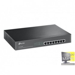 TL-SG1008P Switch 8 p....